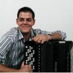 Silvino Campos no acordeão